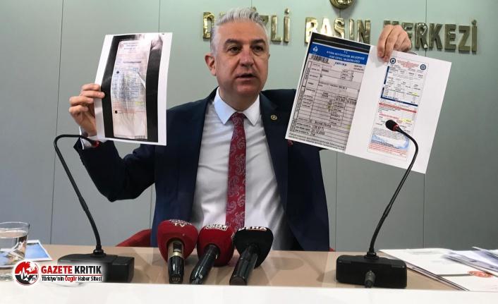CHP'li Sancar: Fatura vatandaşın üstüne yükleniyor