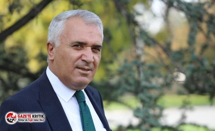 CHP'li Yeşil: Atatürk'ün emaneti Atatürk Orman Çiftliği her yıl talan ediliyor