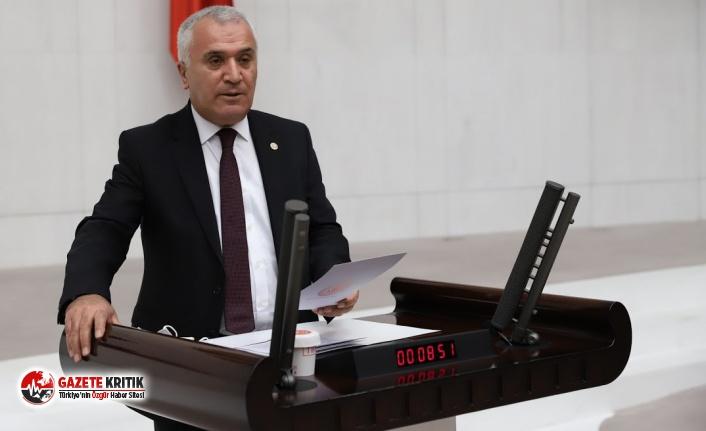 CHP'li Yeşil: Toplumun değil bir kişinin bütçesi olmuştur!
