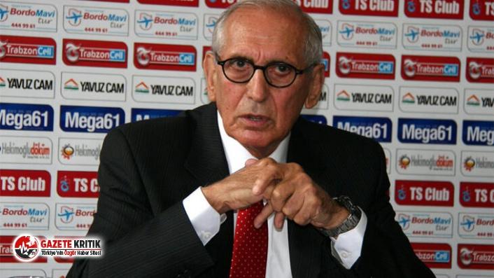 Eski Trabzonspor Teknik Direktörü Özkan Sümer hayatını kaybetti