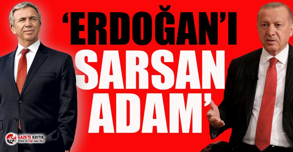 Fransız basınından Mansur Yavaş yorumu: Erdoğan'ı sarsan adam