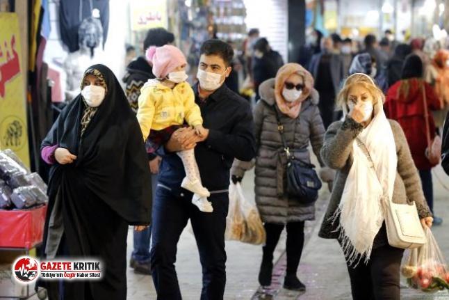 İran'da Kovid-19 kaynaklı can kayıpları 50 bini açtı