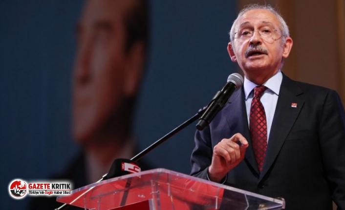 Kılıçdaroğlu: Erdoğan'ın Ecevit'in gösterdiği cesareti göstermesi lazım