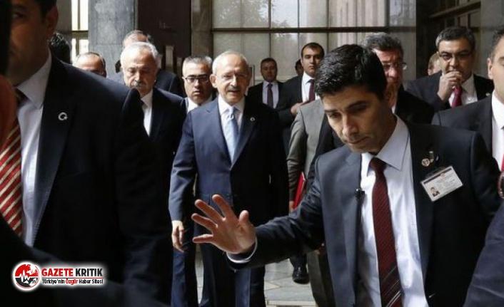 Kılıçdaroğlu'nun avukatı: 'Kılıçdaroğlu'na suikast ihbarı aldık'
