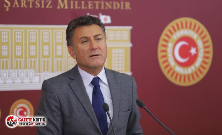 """Sıfır gümrüklü ithalata CHP'li Sarıbal'dan tepki:  """"Bu Türkiye tarımının bittiğinin adıdır"""""""