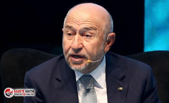 TFF Başkanı Nihat Özdemir koronavirüse yakalandı