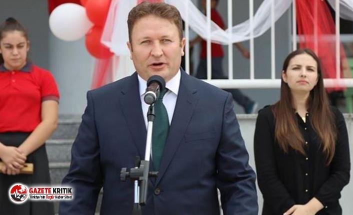 Urla Kaymakamı Önder Can görevden alındı
