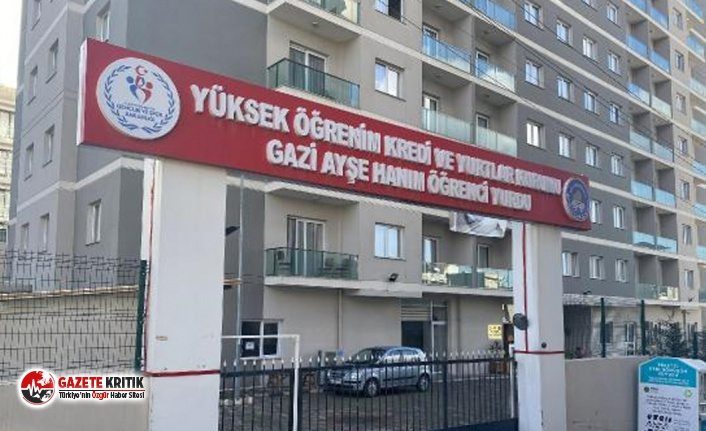 10 gün içerisinde İngiltere'den Türkiye'ye giren 68 kişi Buca'da yurtta karantinaya alındı