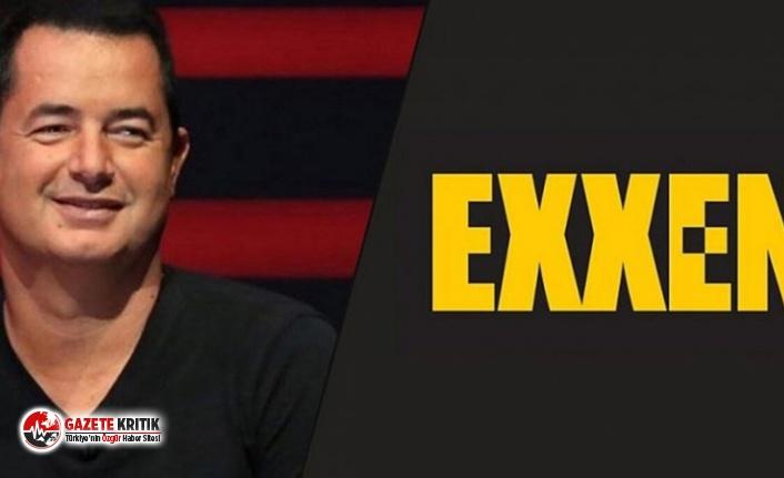 Acun Ilıcalı: Exxen'in abonelik ücreti aslında 40 TL olmalı