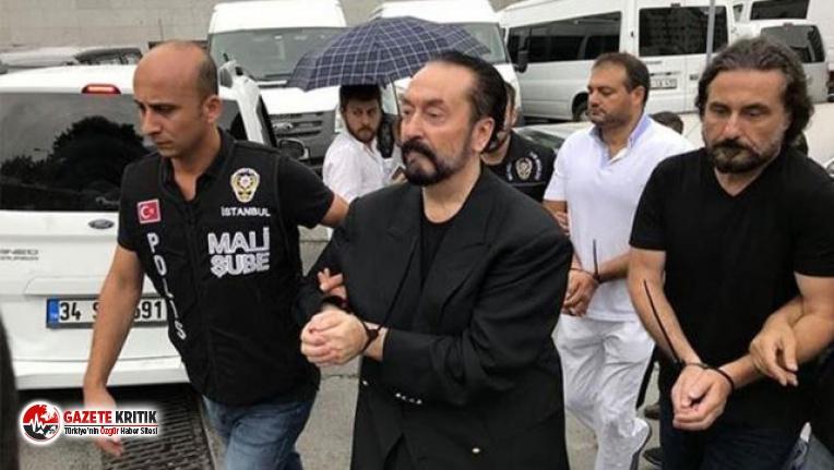 Adnan Oktar'a bin yılı aşan hapis cezası!