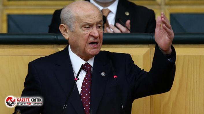 AKP'nin ortağı MHP Lideri Bahçeli:Boğaziçi Üniversitesi'ne yasal yollardan rektör atanmış ve konu kapanmıştır