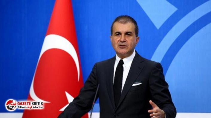AKP Sözcüsü Çelik: İl kongrelerimize kovid önlemlerine uyarak yeniden başlıyoruz