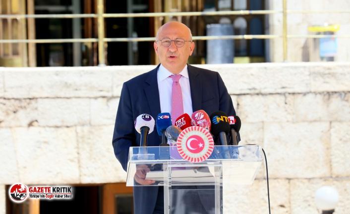 """Çakırözer Tarım Bakanı'na seslendi:  """"Öncelik geçici işçilere kadro olmalı"""""""