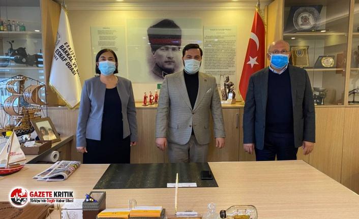 CHP Eskişehir Milletvekilleri: Şehrimizin esnafına sahip çıkacağız!