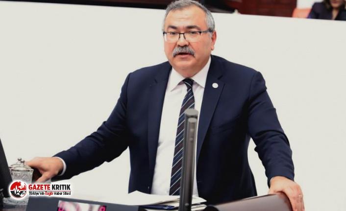 CHP'li Bülbül: Kişi başına düşen su miktarı düşüyor!