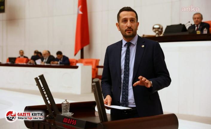 CHP'li Hakverdi Tekirdağ cezaevinde  yaşandığı iddia edilen su sıkıntısını meclis gündemine taşıdı