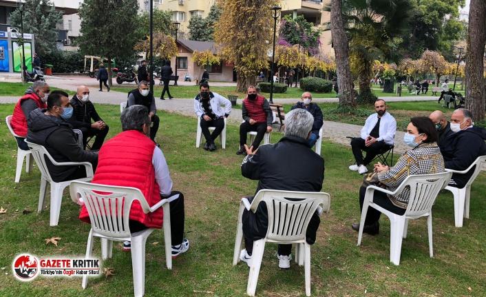 CHP'li Şevkin: Amatör futbol dünyası açlığa mahkum!