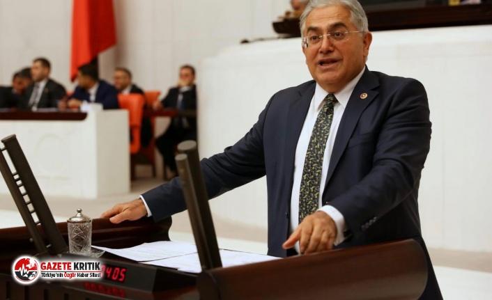 """CHP'li Ünsal: """"Cumhurbaşkanının 2 Sarayına giden parayla 3.5 milyon, Şehir Hastanelerinin 1 yıllık kira bedeliyle 45 milyon aşı alınabilirdi"""""""