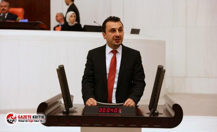 """CHP'li Başevirgen:  """"Ziraat Bankası Ve Tarım Kredi Kooperatifleri Çiftçinin En Büyük Tefecisi Haline Geldi"""""""