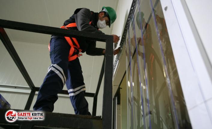 Efes Selçuk Belediyesi iklim krizi önlemleri ile enerji tasarrufu sağlıyor