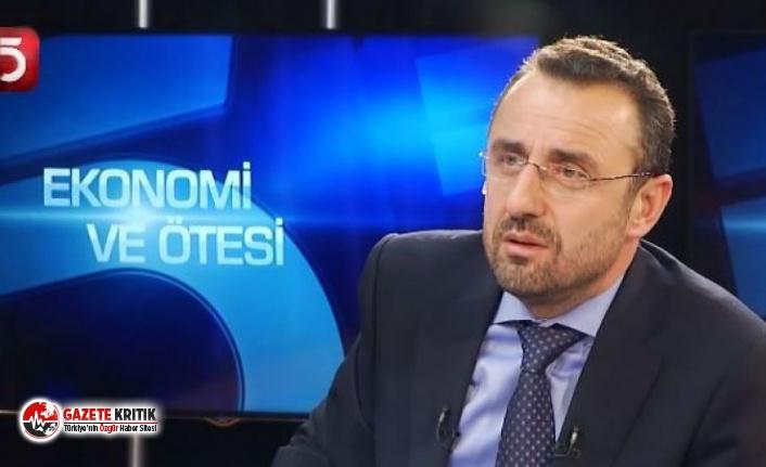 """Ekonomist İbrahim Kahveci: """"Naci Ağbal'a yol gözüktü''"""