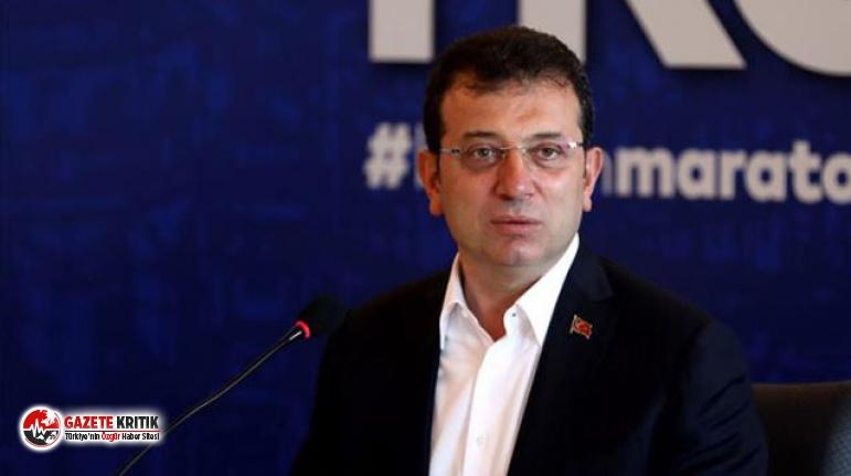 Ekrem İmamoğlu'ndan istifa eden 3 vekile tepki:Benim gibi milyonlarca CHP'liye hakaret!