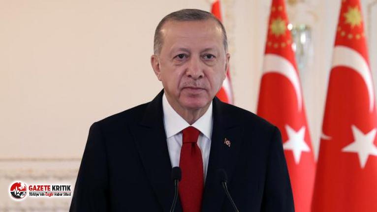 Erdoğan: Dünyada kendine yeten 10 ülke arasındayız
