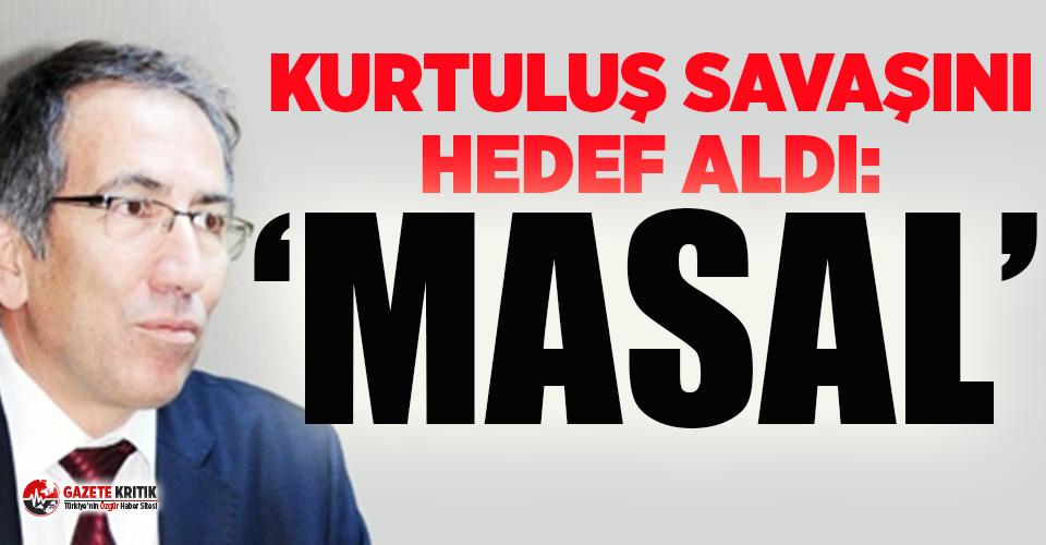 Eski Türk Tarih Kurumu Başkanı'ndan Kurtuluş Savaşı için skandal sözler!