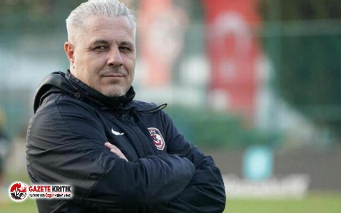 Gaziantep FK teknik direktörü Sumudica ile yollarını ayırdı!