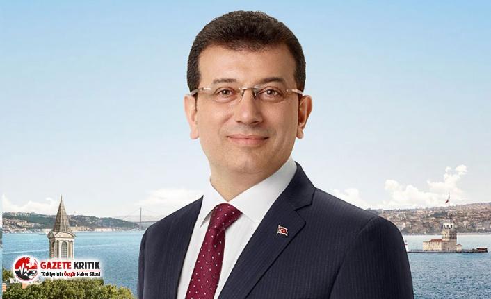 İBB Başkanı Ekrem İmamoğlu'nun teşekkürü kampanyaya dönüştü
