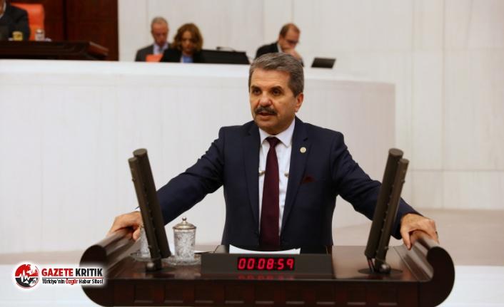 """İYİ Parti'li Bahşi: """"Yeme içme sektöründeki esnaf ve işletmeler iflasın eşiğinde"""""""