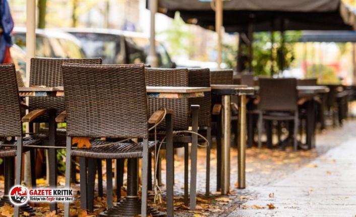 Kafe ve restoranlar için şartlı tarih...