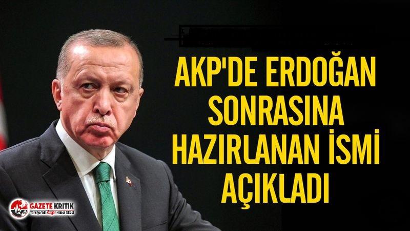 KONDA, AKP'de Erdoğan sonrasına hazırlanan ismi açıkladı