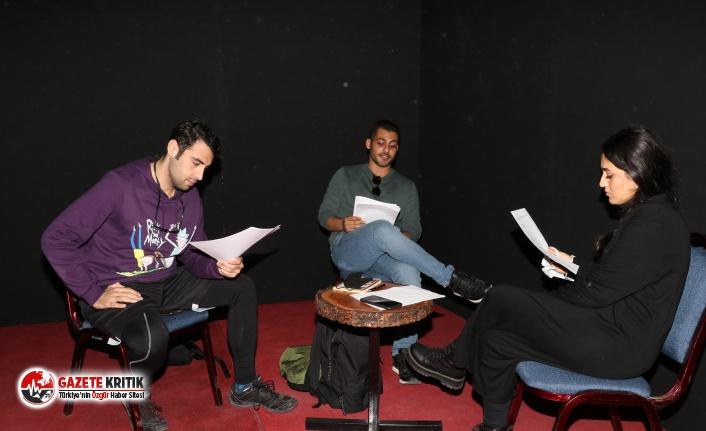 Mersin Şehir Tiyatrosu 'Evde Tiyatro Festivali' ile evlere konuk oluyor