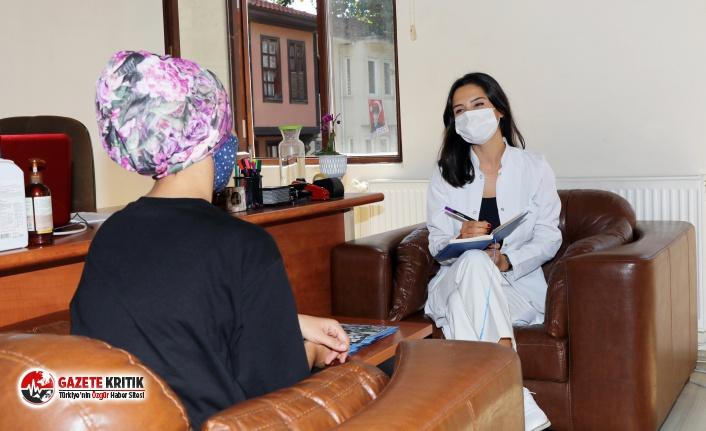Mudanya Belediyesi'nin ücretsiz psikolojik danışmanlık hizmeti sürüyor