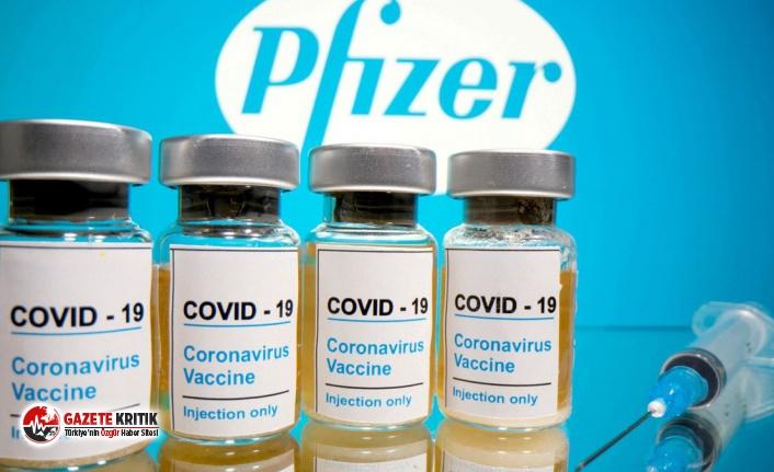 Pfizer ve BioNTech'in mutasyonlu virüse karşı etki oranı açıklandı