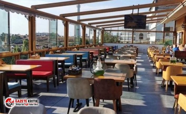 Restoran ve kafelerin kademeli açılmasında kritik eşik!