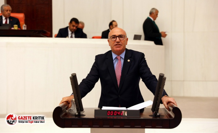 Savcının yorumuna CHP'li Tanal'dan 'Arınç'lı şikayet!