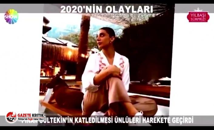 Show TV'de 'Pınar Gültekin' skandalı: Sosyal medyada tepki yağdı!