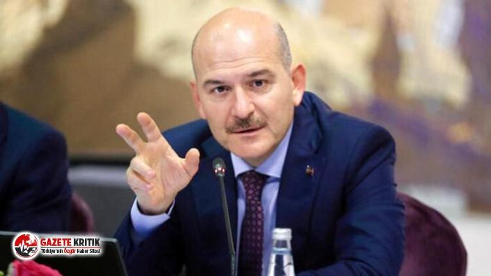 Süleyman Soylu'ya 'kel' demek yine suç!
