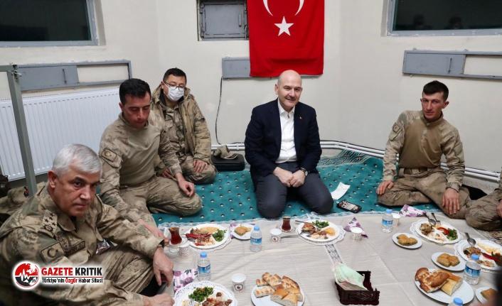 Süleyman Soylu: Yılmaz Özdil'in psikolojisi bozulmuş anlaşılan, it ürür kervan yürür