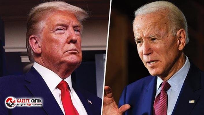 Trump'tan Biden'a mektup