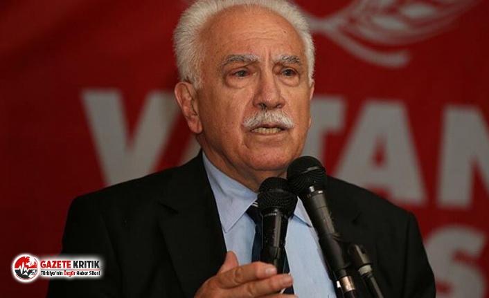 Vatan Partisi'nden 'istifa' açıklaması