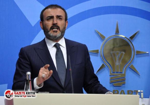 AKP'den Muharrem İnce'ye ittifak yanıtı