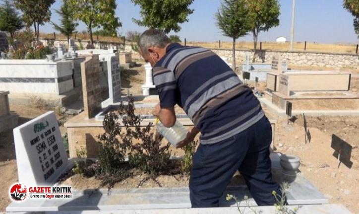 Aleyna Çakır'ın babası: Kızımın mezarına gittim müjdeyi verdim