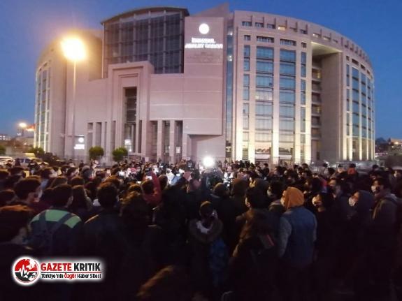 BM'den Boğaziçi eylemleri açıklaması:Öğrenciler serbest bırakılsın!