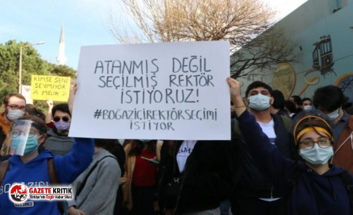 Boğaziçi Dayanışması'ndan Erdoğan'a açık mektup