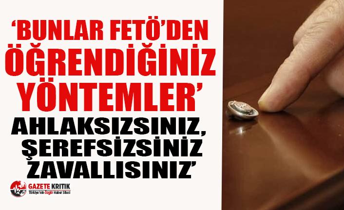 CHP'li belediye başkanı Yüksel Kepenek'in odasında 'böcek' bulundu