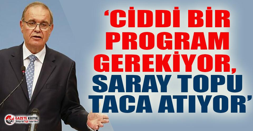 CHP'li Öztrak: Türkiye dünya enflasyon liginde 15. sıraya çıktı