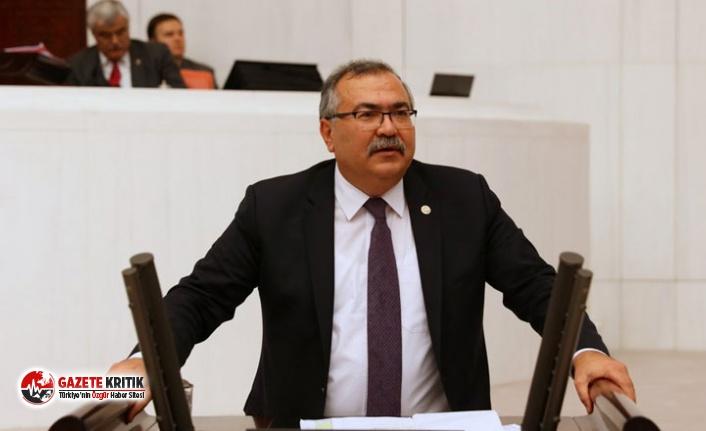 CHP'li Bülbül'ün verdiği kanun teklifi AKP ve MHP oylarıyla reddedildi